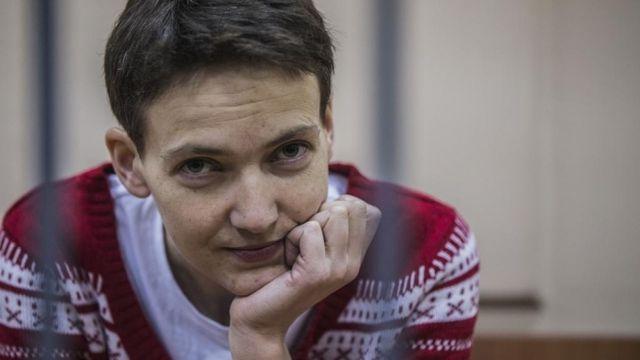 Москва выдвинула условия для обмена Савченко