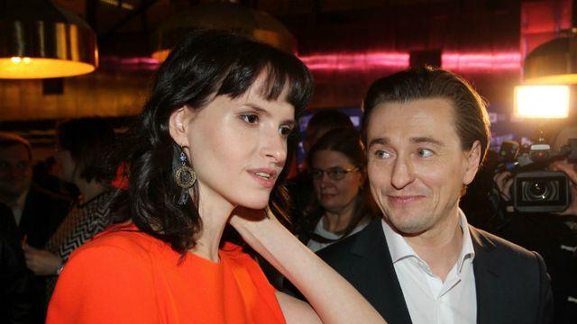Сергей Безруков женился во второй раз (фото)