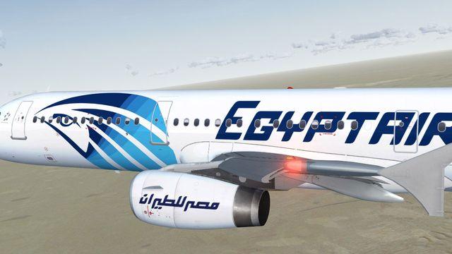 В захваченном самолете EgyptAir может находиться бомба