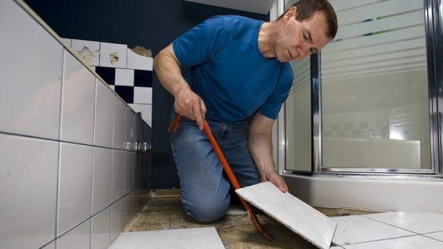 Ремонт в ванной своими руками: высокое качество за вполне доступные деньги