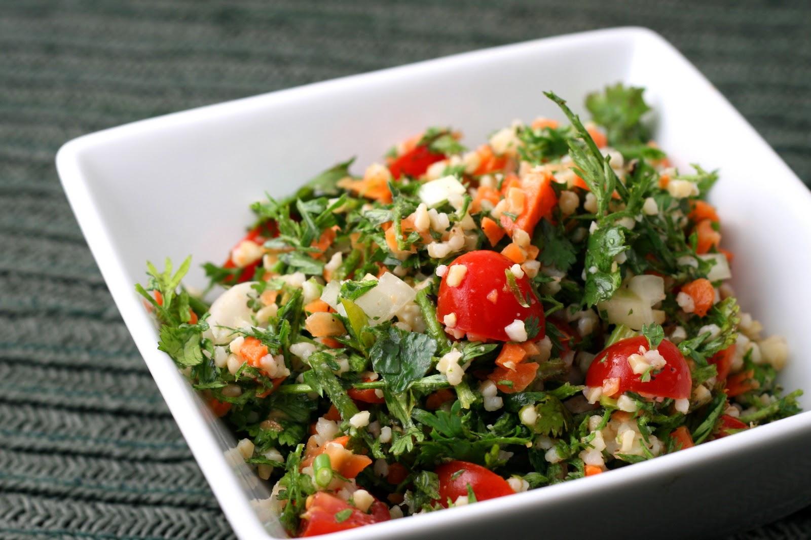 арабские салаты рецепты с фото моем
