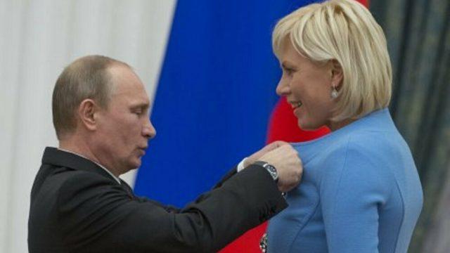 Близкий друг рассказал об избраннице Владимира Путина