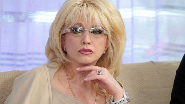 Ирина Аллегрова отказала умирающему мужу в помощи