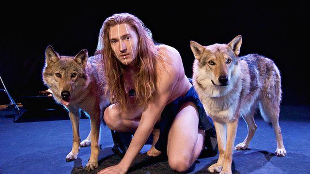 Белорусский певец IVAN выступит на «Евровидении-2016» обнаженным и выведет на сцену живых волков