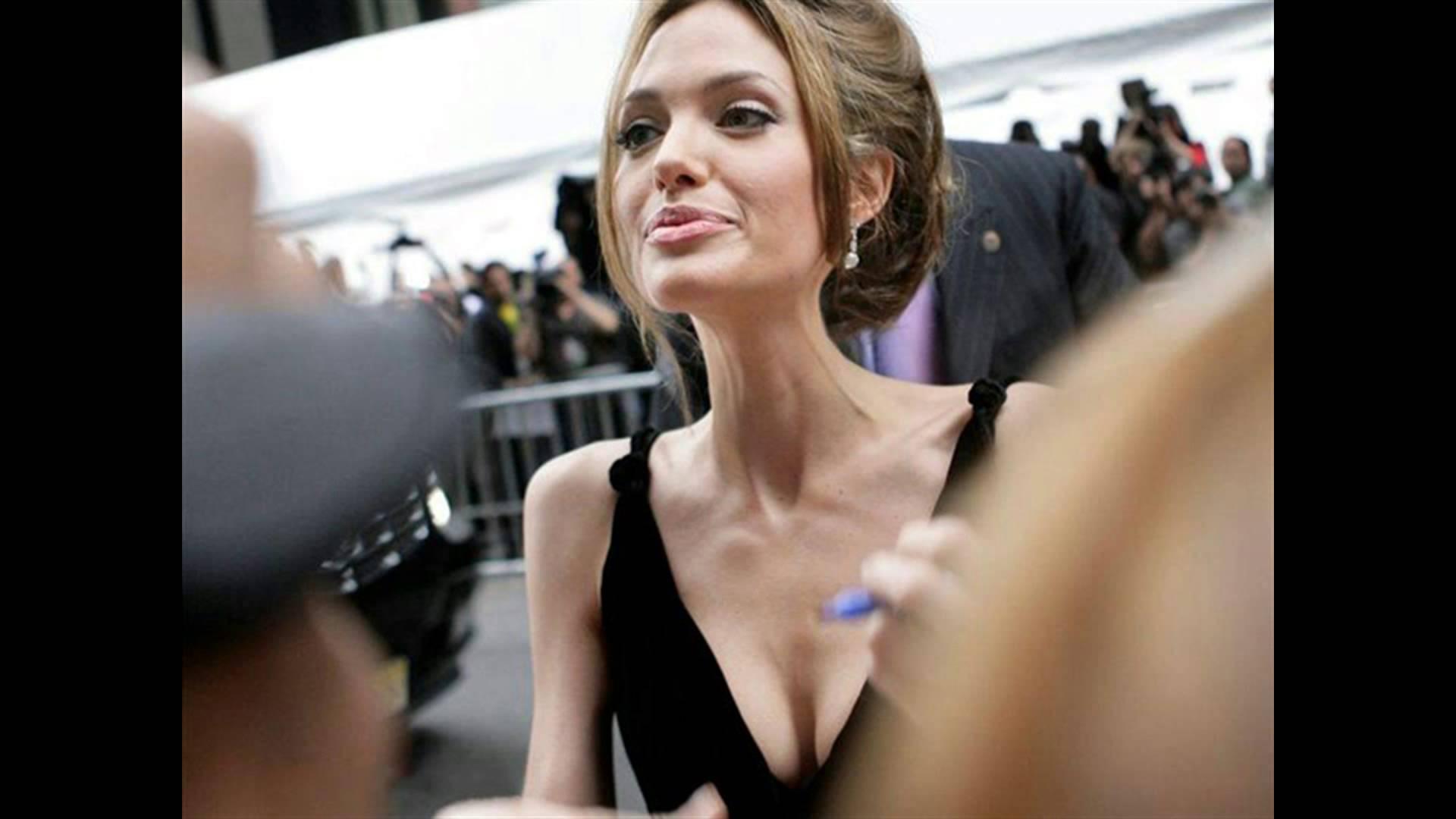 СМИ раскрыли тайну анорексичного вида Анджелины Джоли