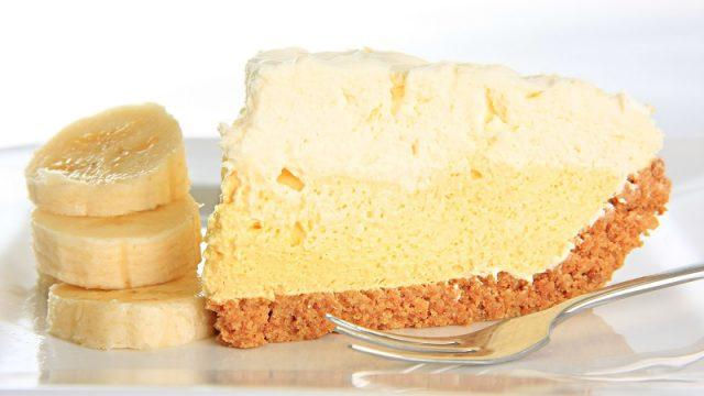 Банановый пирог: рецепт восхитительного десерта