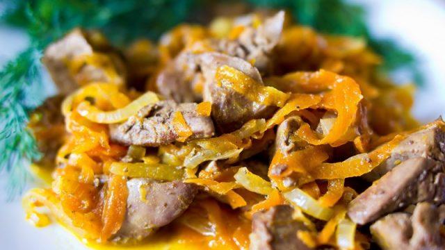 Полезные и вкусные блюда из печени