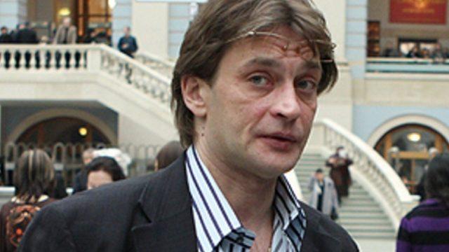 Александр Домогаров срочно госпитализирован в Москве