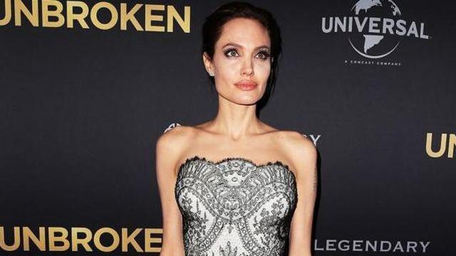 Как менялась фигура Джоли последние 16 лет