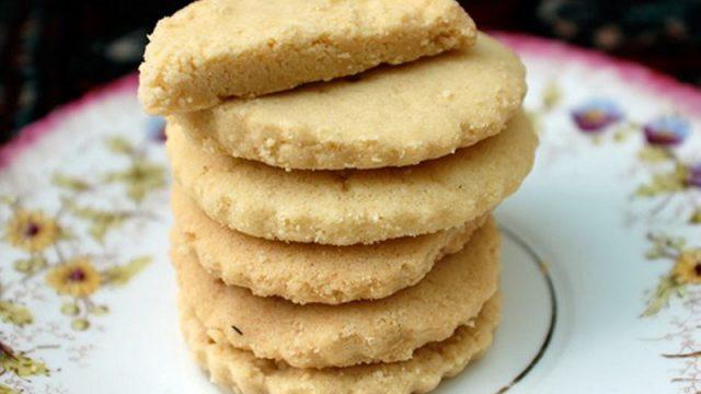 Вкусное дешовое песочное печенье