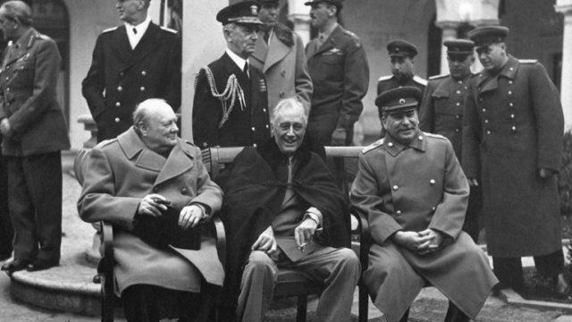 Ялтинская конференция: малоизвестные подробности