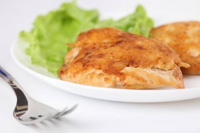 рецепты куриной грудки правильное питание с фото