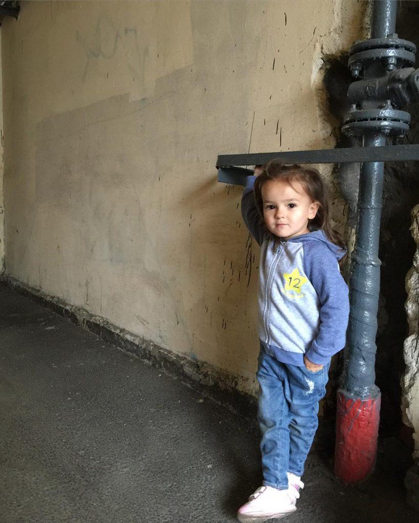 Фото детей виктории райдос