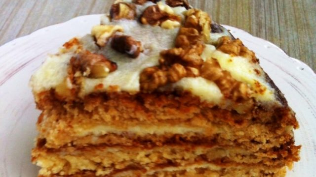 Торт медовик: самый простой и вкусный медовый рецепт с оригинальным сметанным кремом