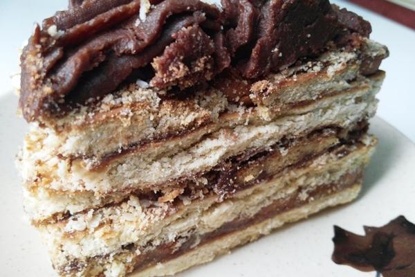 Торт Ежик без выпечки | Рецепты тортов, пошаговое ...